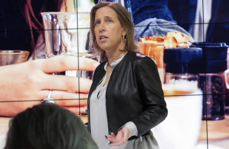 CNBC: Susan Wojcicki CEO YouTube 170228-001