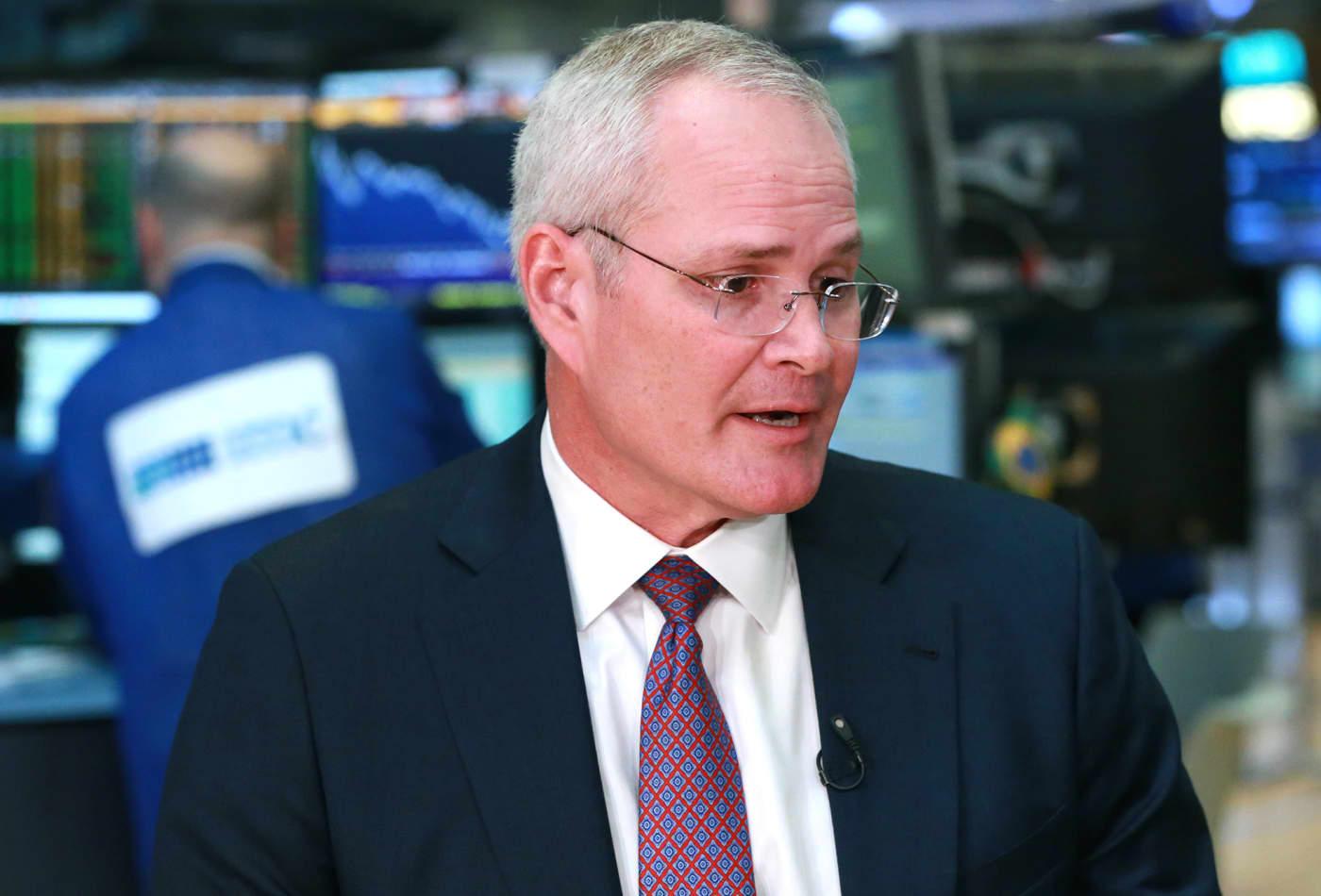 Exxon Mobil CEO Darren Woods on activist pressure