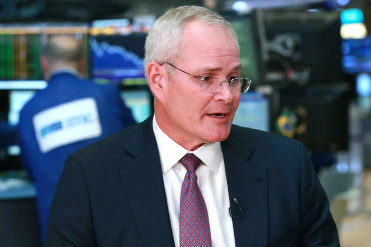 CNBC: Darren Woods, Exxon Mobil CEO 170301-003