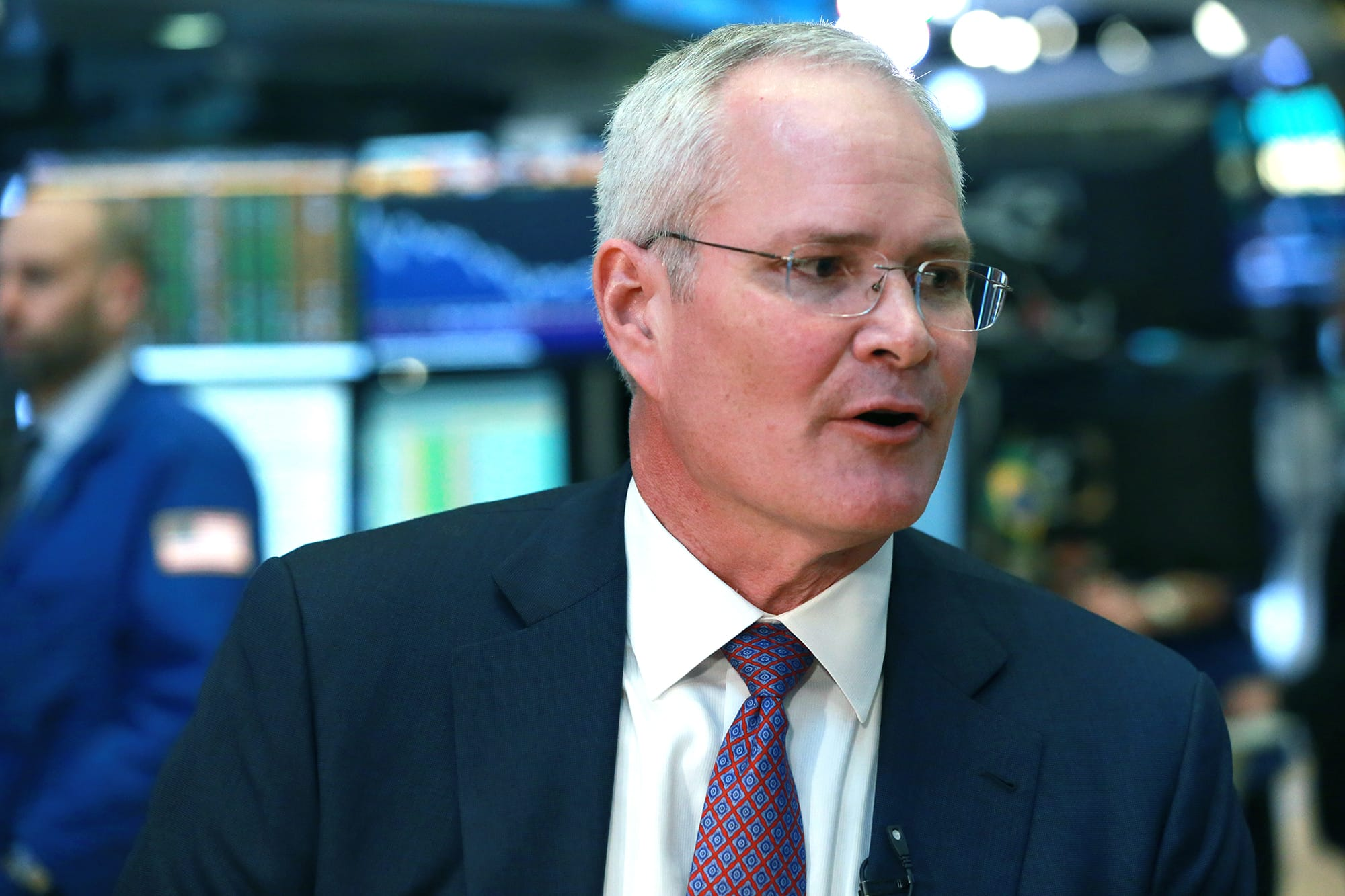 CNBC: Darren Woods, Exxon Mobil CEO 170301-004