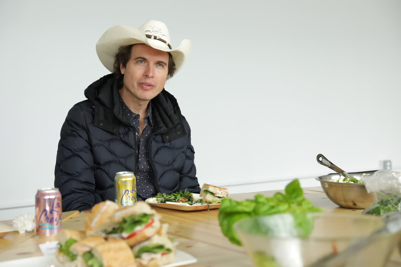 Kimbal Musk's Square Roots is on a mission to feed the world — and eventually astronauts on Mars
