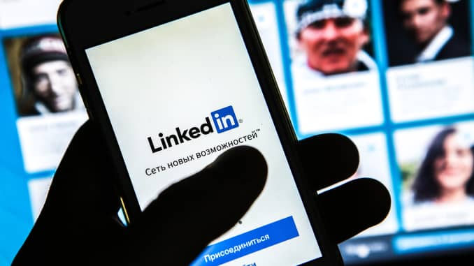 GP: Linkedin Russia legal action 161110