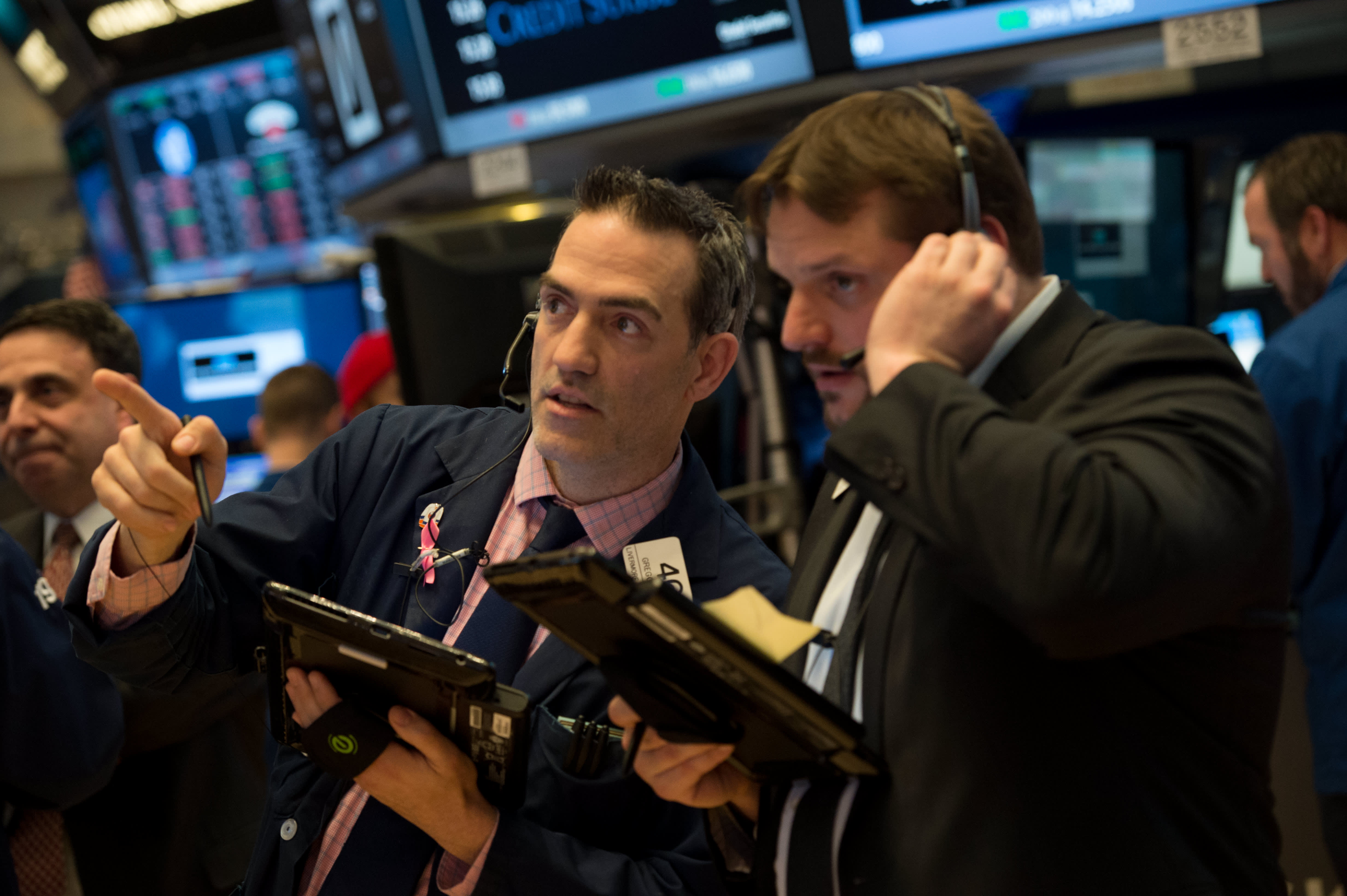 Stocks making the biggest moves midday: Uber, Micron, News Corp., Dropbox & more
