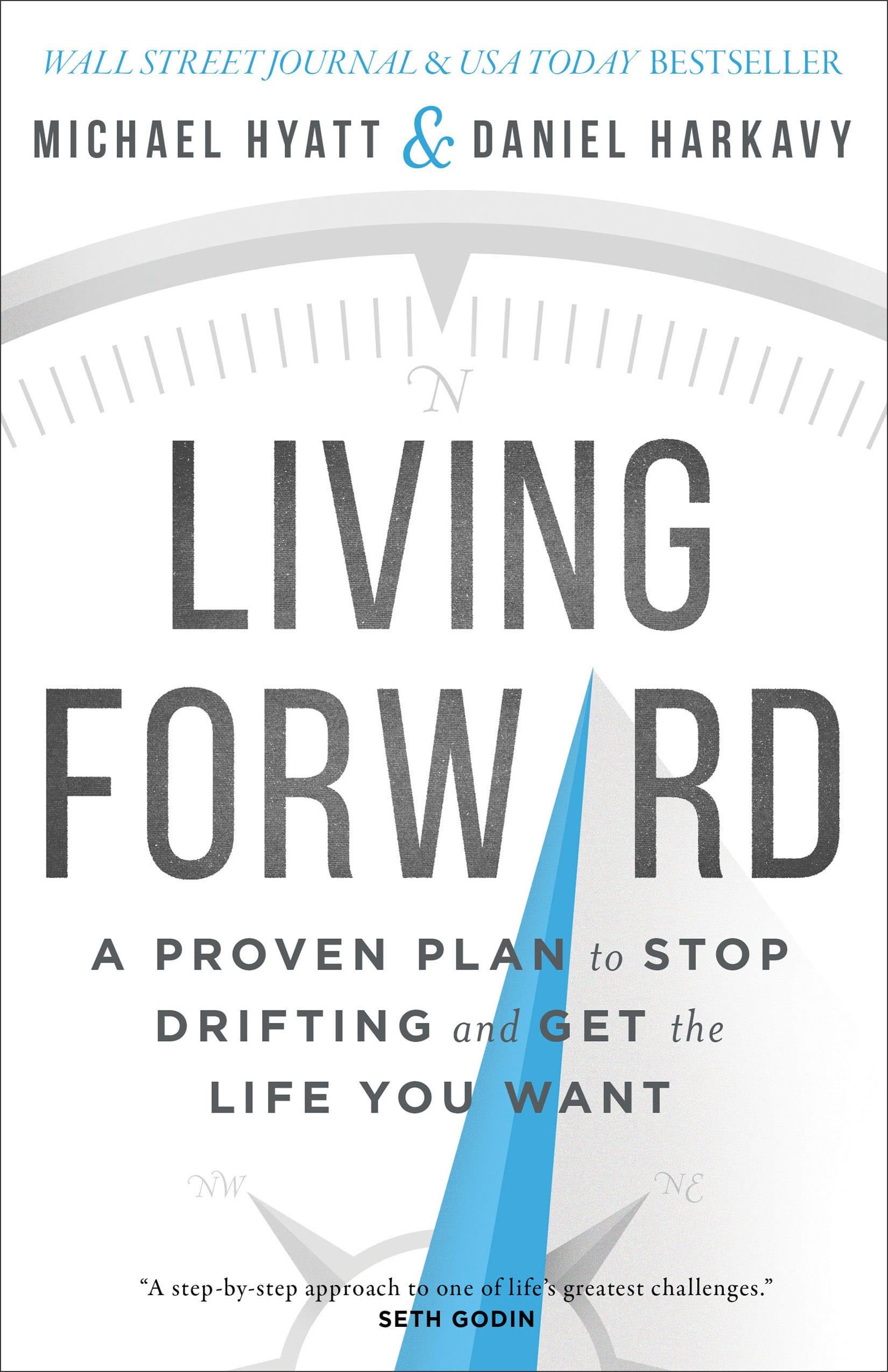 HANDOUT Living Forward book cover