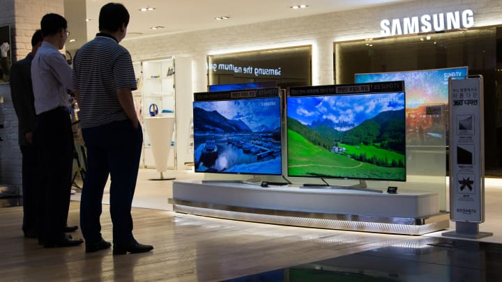 If you have a smart TV, take a closer look at your privacy settings