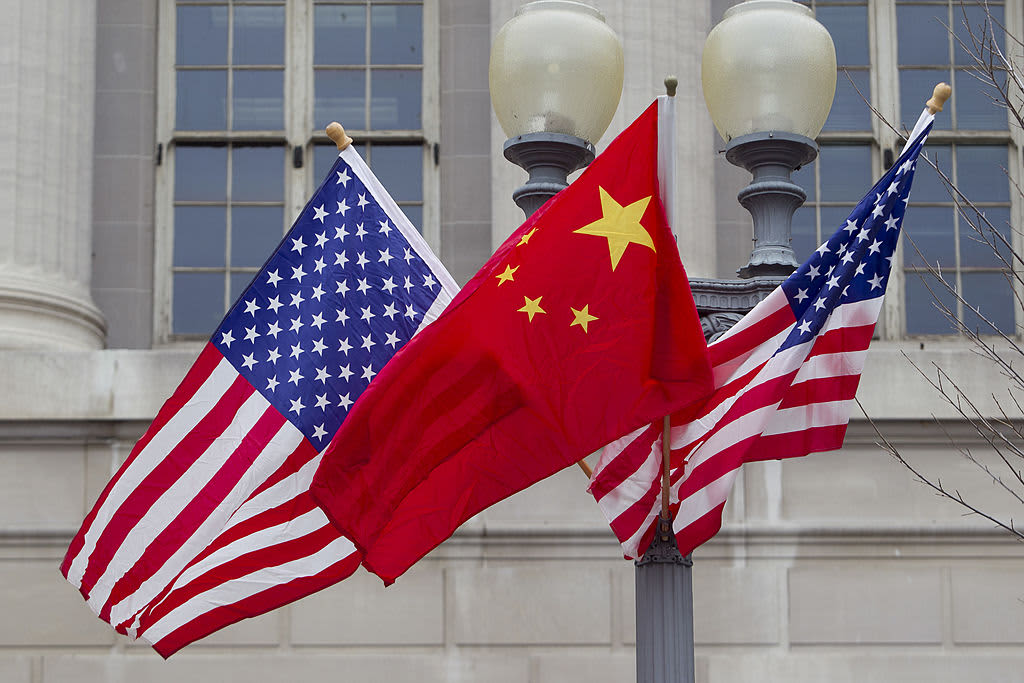 China says 'vice ministerial' officials will be in Washington for trade talks