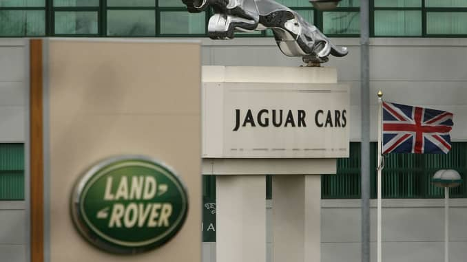 Jaguar Land Rover invests $25 million in ride-share operator