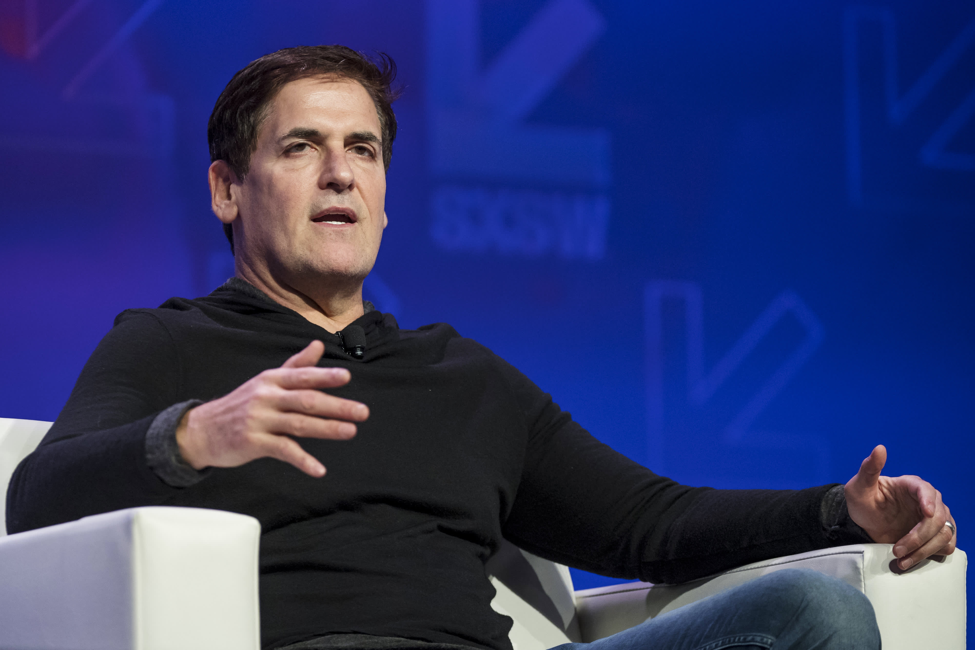 Mark Cuban: This is how you get through your lowest point