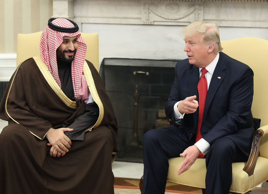 Trump authorizes release of oil from strategic petroleum reserve after Saudi attacks