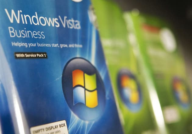 windows vista updates pack