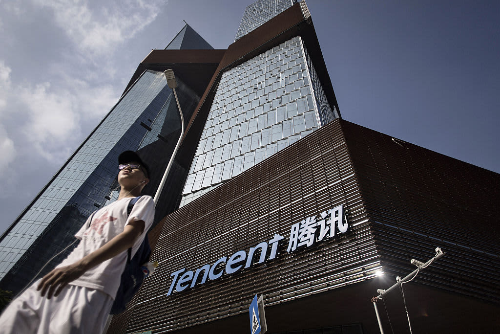 Analysts are predicting China's Tencent will climb back above $500 billion in value
