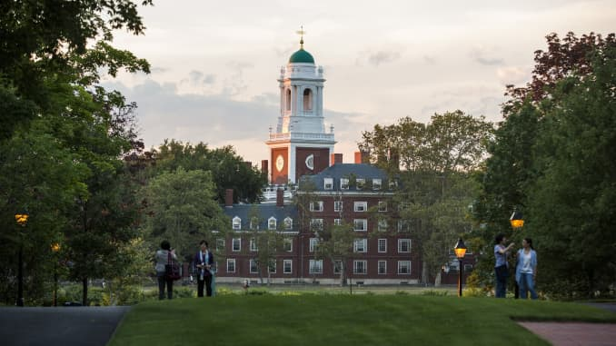 Study shows endowments would have fared better by buying