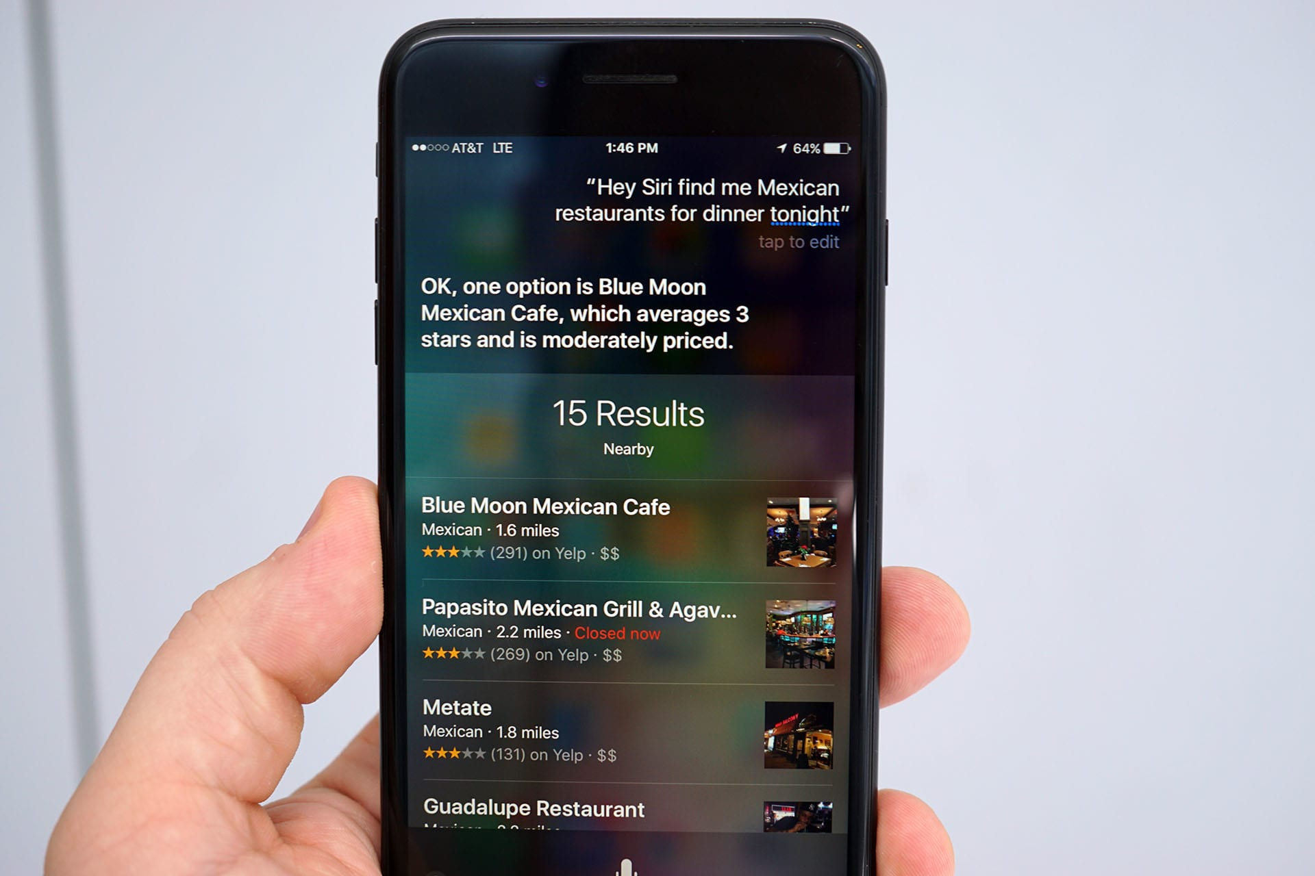 How to use Siri without the iPhone's home button