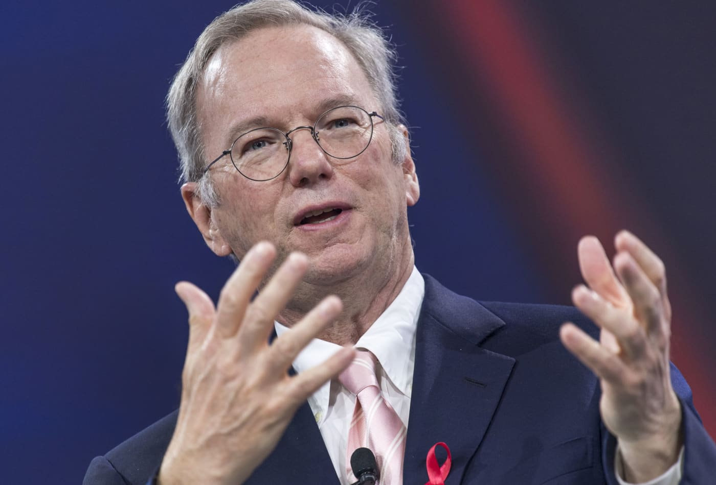 Eric Schmidt is backing a new $111 million European venture capital fund