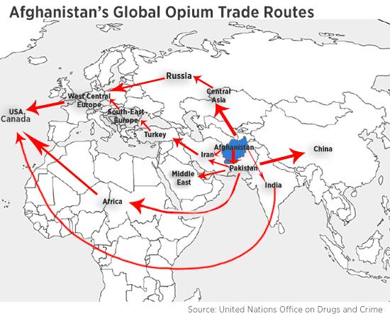 Afghanistan Opium 170324 Amini
