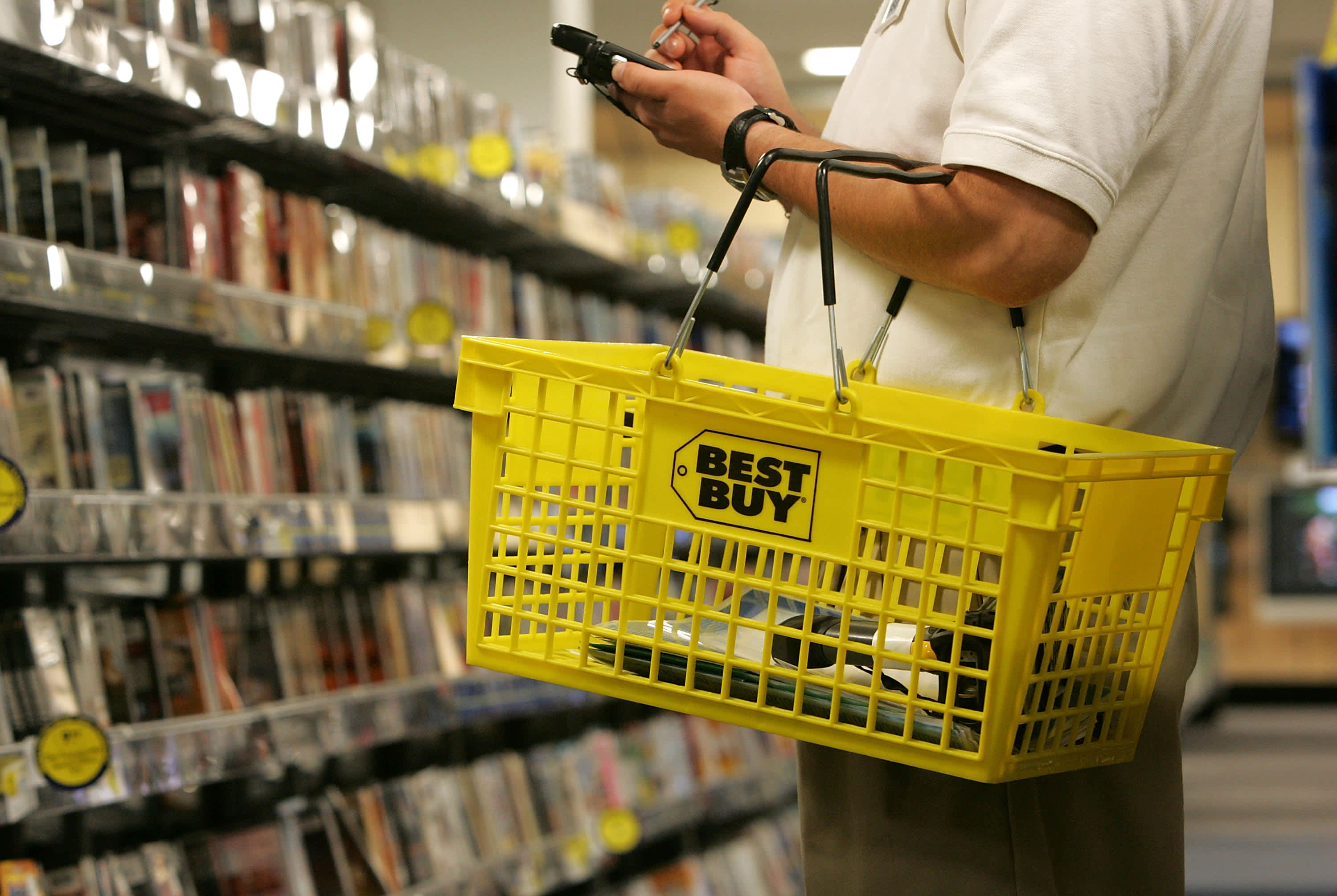 Guggenheim says Best Buy is the most undervalued large-cap retailer, sees an 11% upside