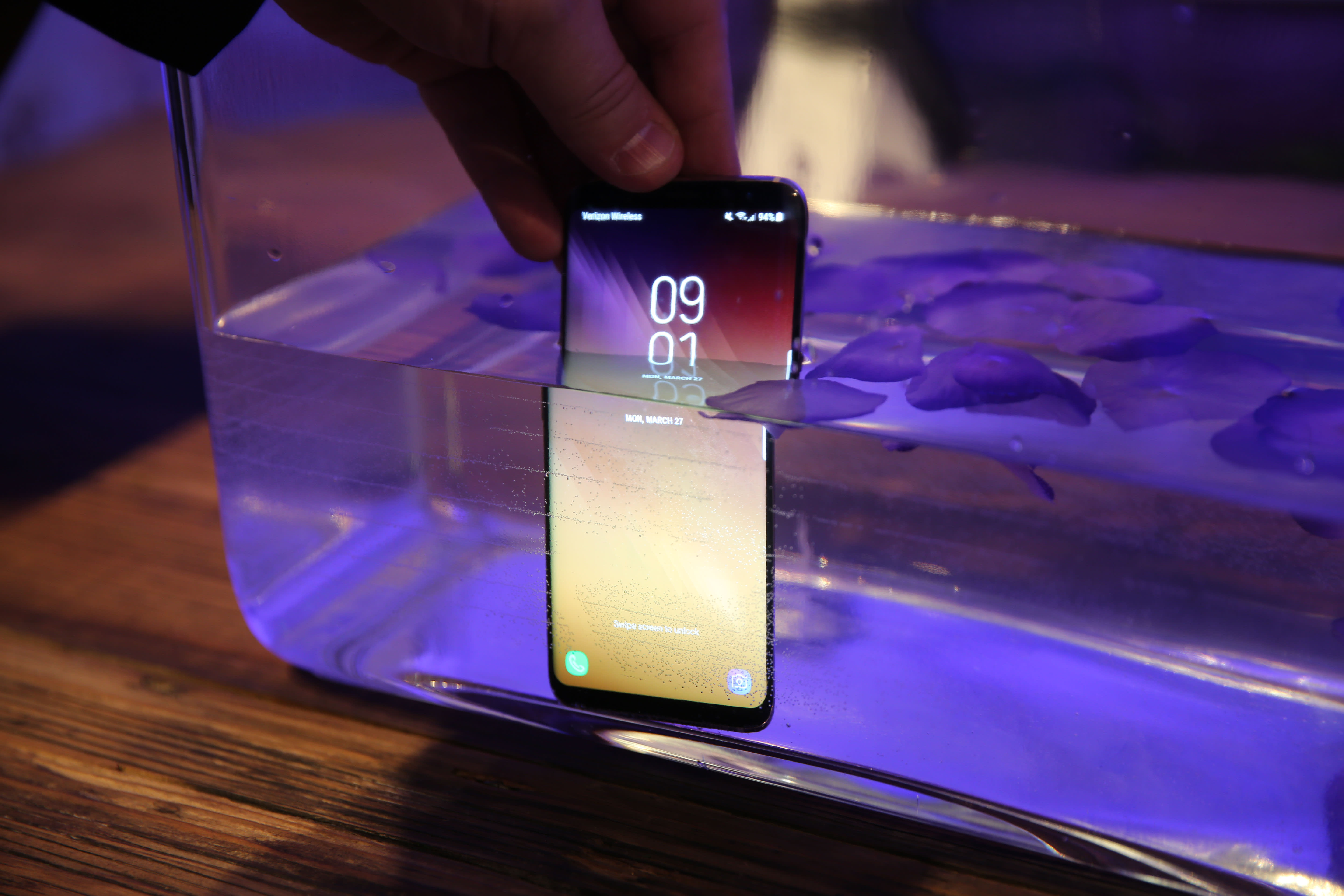 Breaking down the new Samsung Galaxy S8