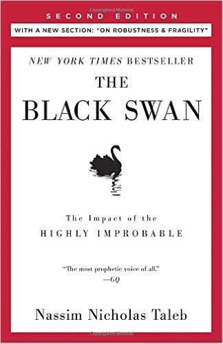 Book cover: Black Swan