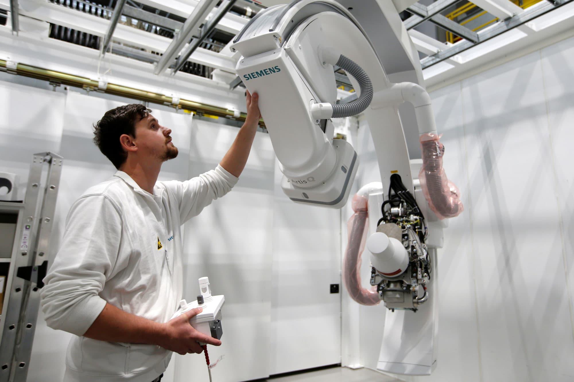 Siemens Healthineers buys Corindus for $1 1 billion