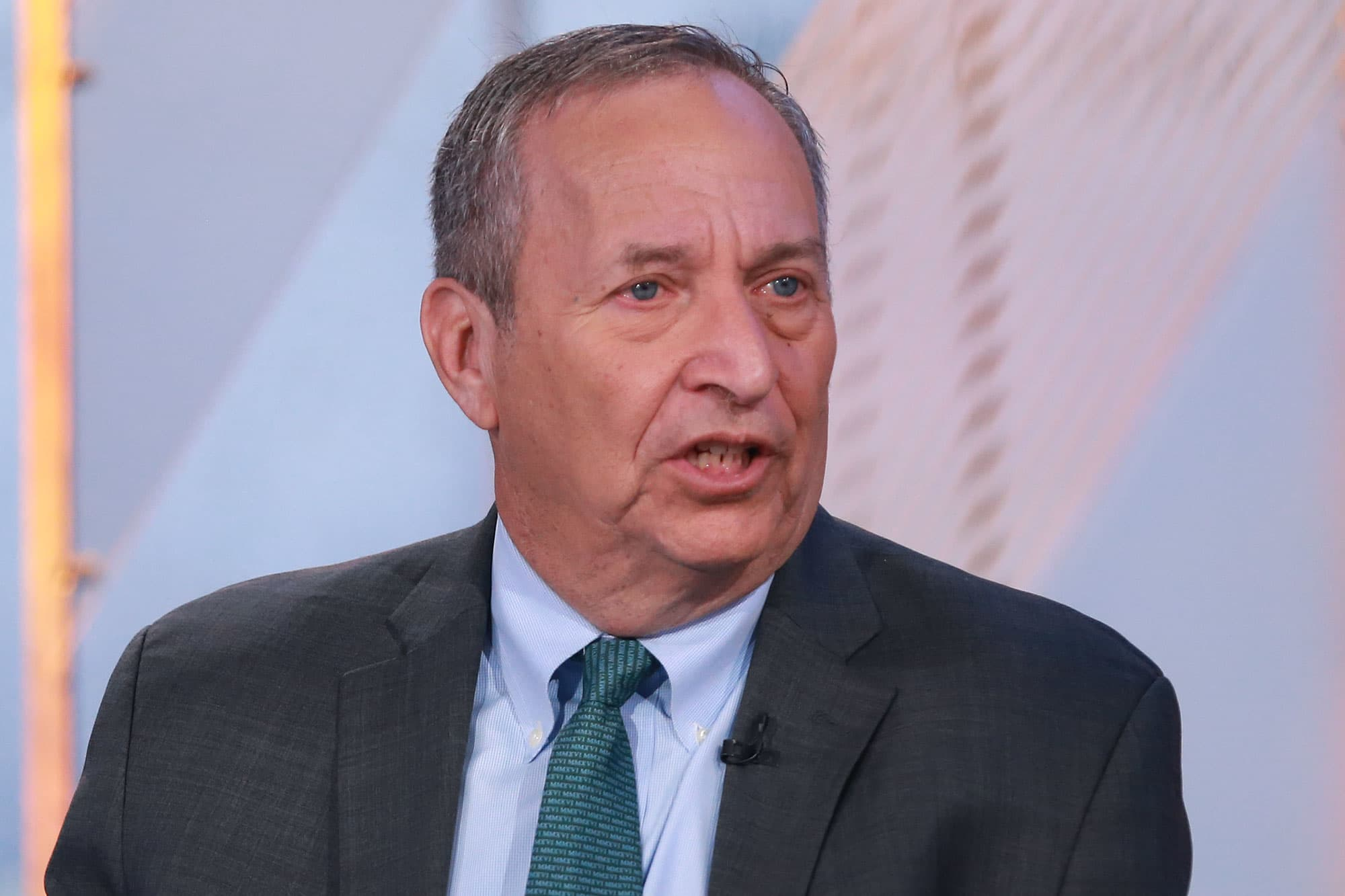 Larry Summers: US economy is just one bad recession away from zero rates or worse