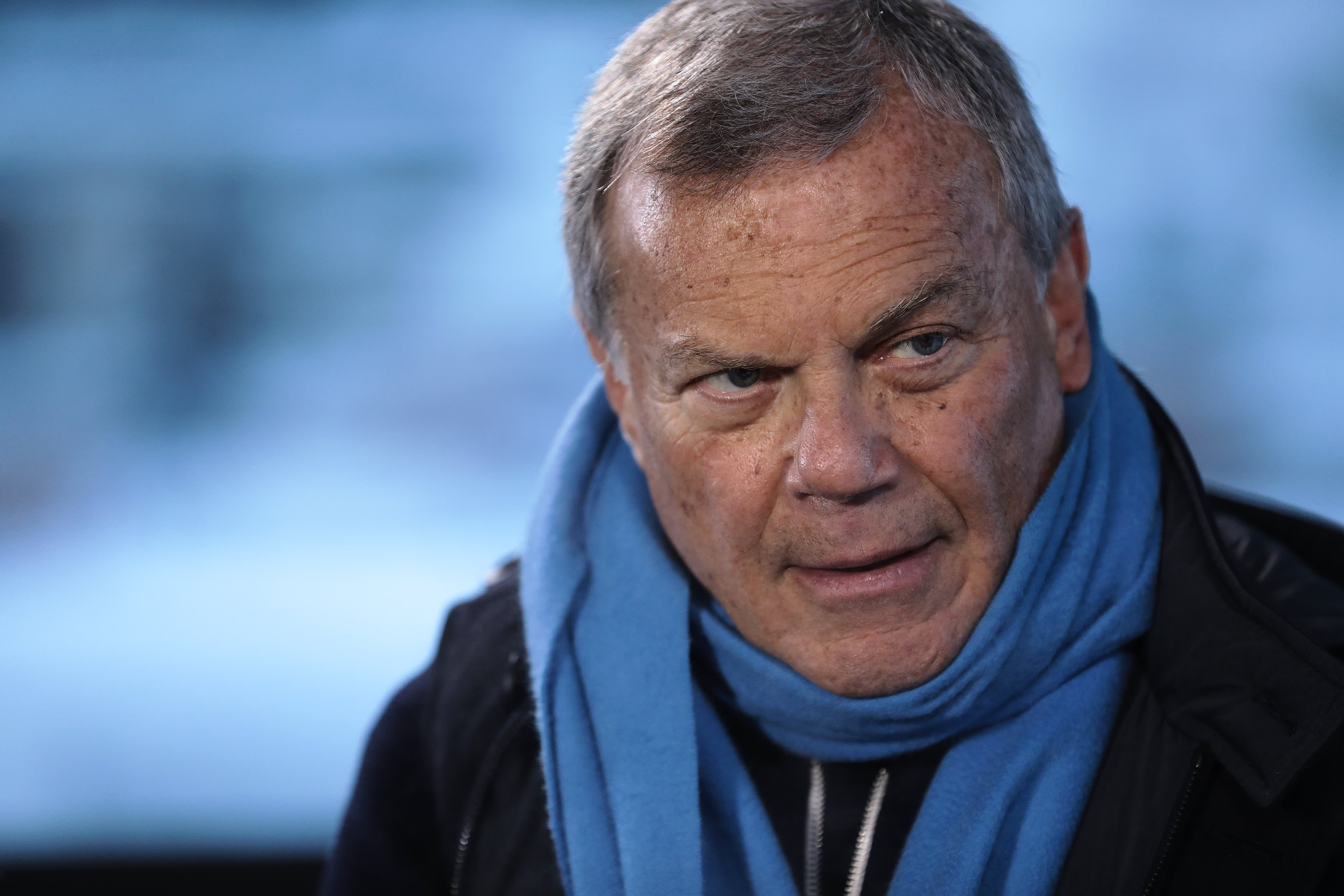 Former CEO Martin Sorrell says he remains 'very concerned' about the progress of WPP