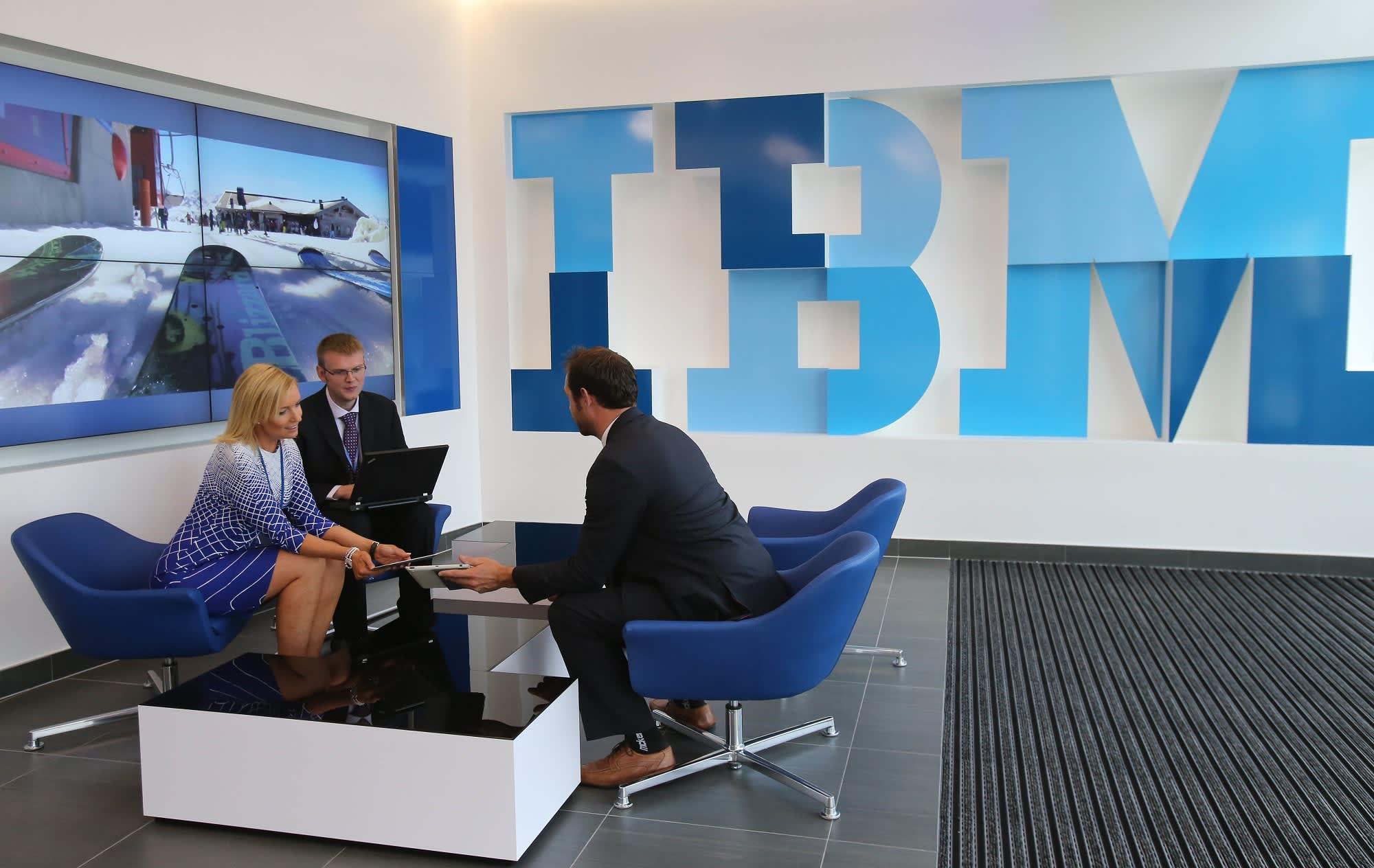 Premium: IBM employees 140912