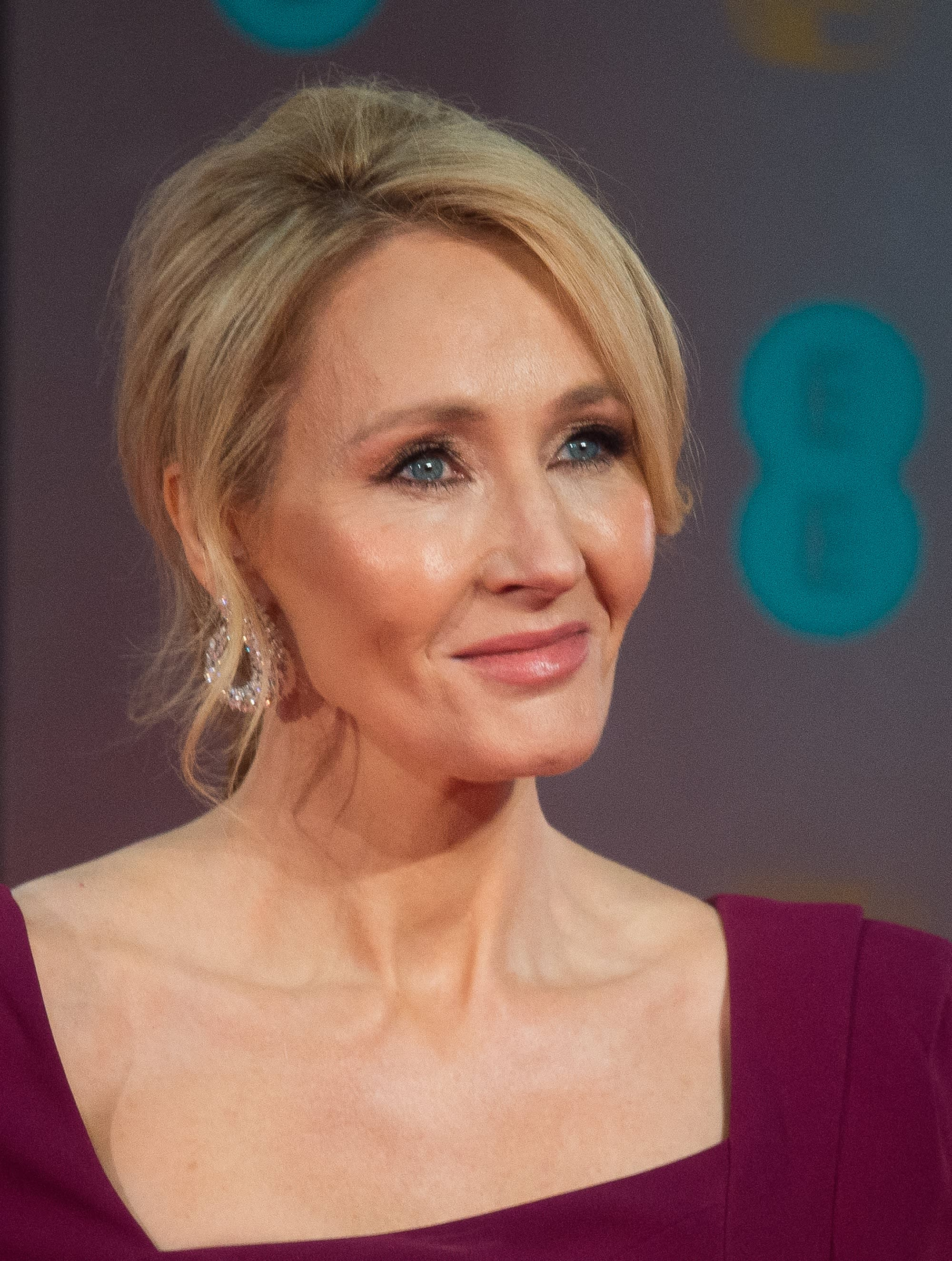 J.K. Rowling says young people should consider this when ...
