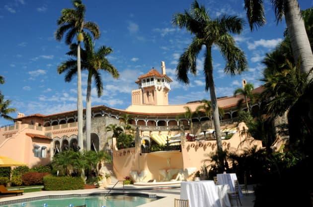 Premium Mar-A-Lago resort pool