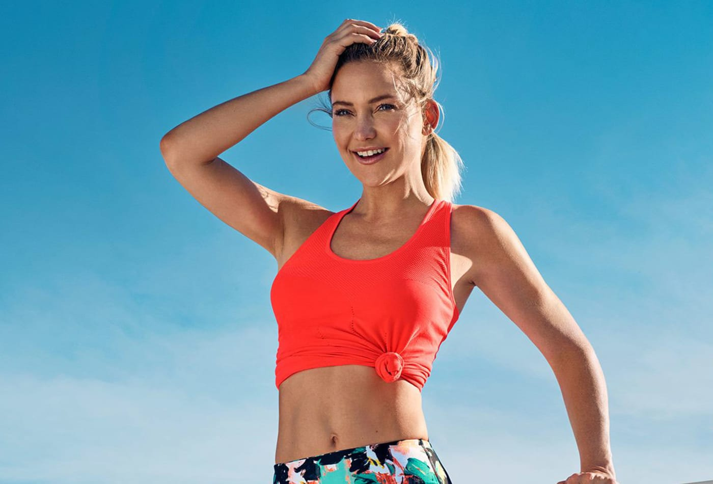 abd7814896 Fabletics' Kate Hudson's rules for her winning activewear brand