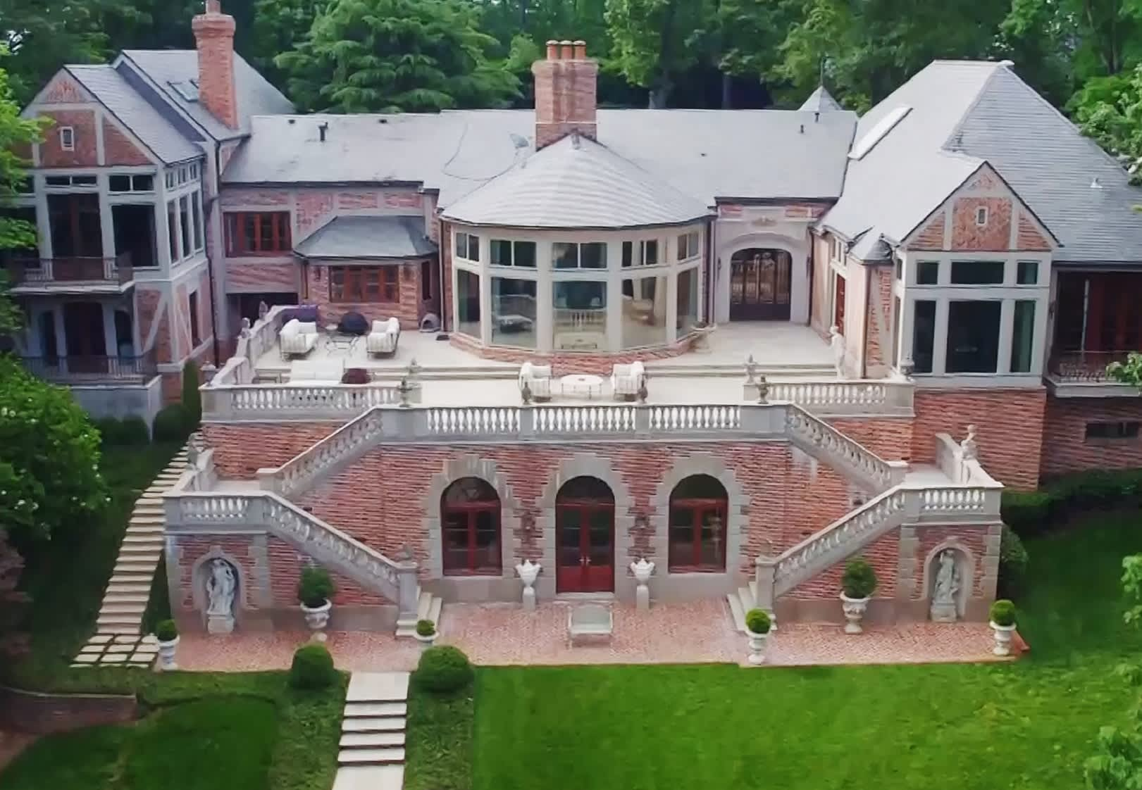 Strange Most Expensive House In Georgia On The Market For 48 Million Home Interior And Landscaping Oversignezvosmurscom