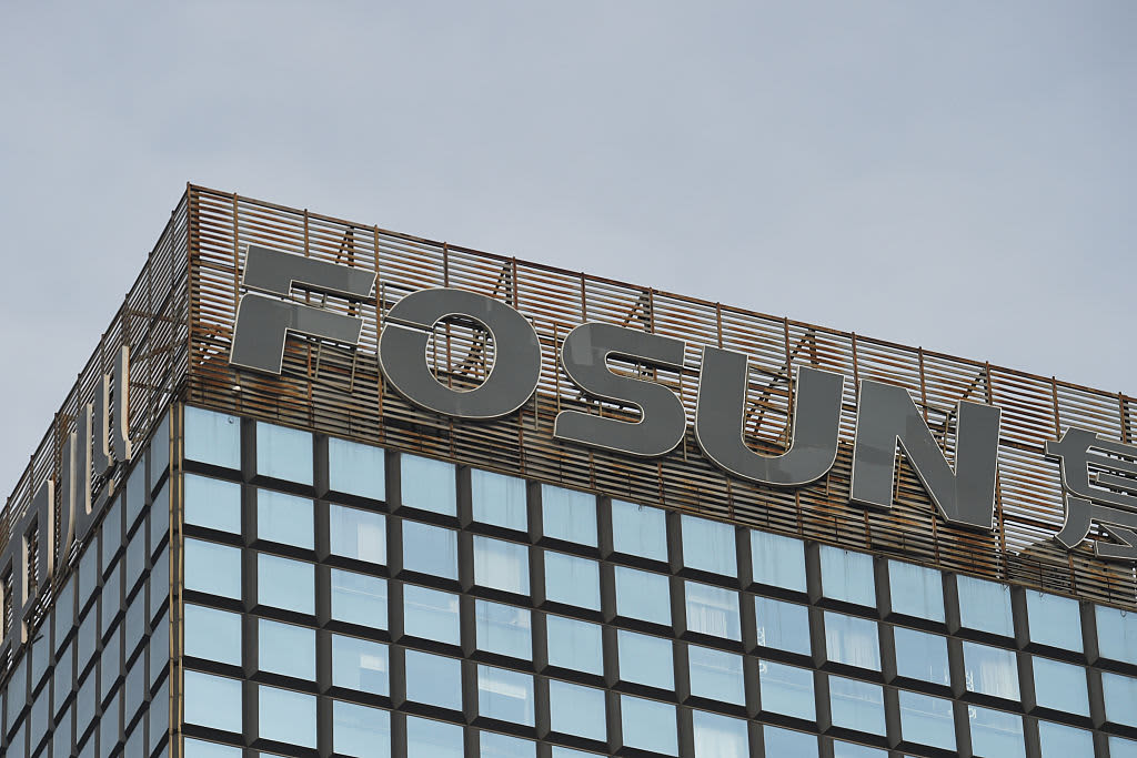 Chinese conglomerate Fosun still confident in country's market, growth potential