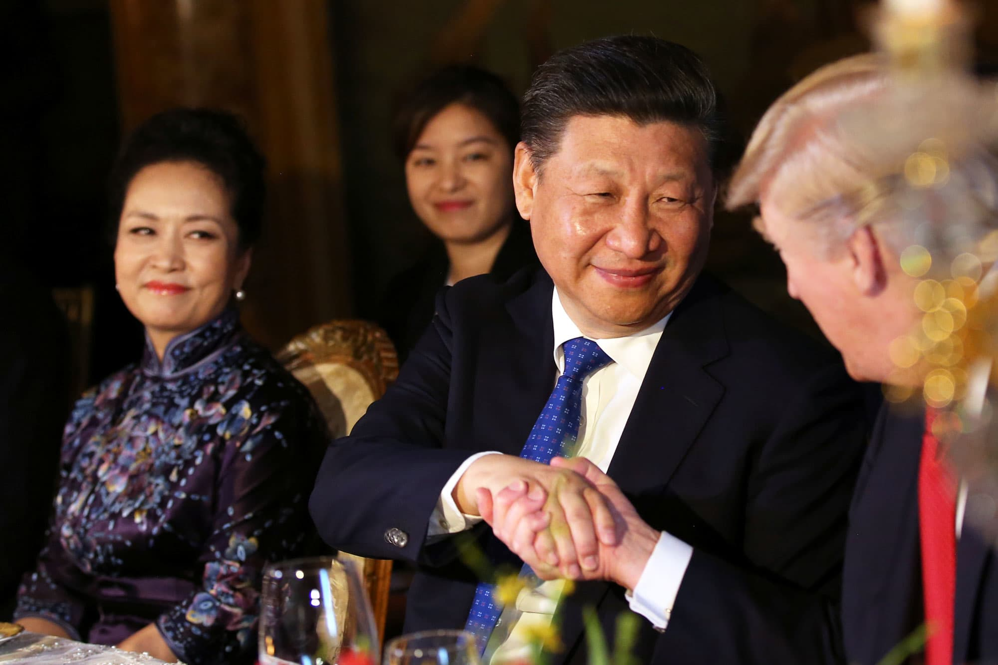 Trump suggests 'personal meeting' with China's Xi over Hong Kong crisis