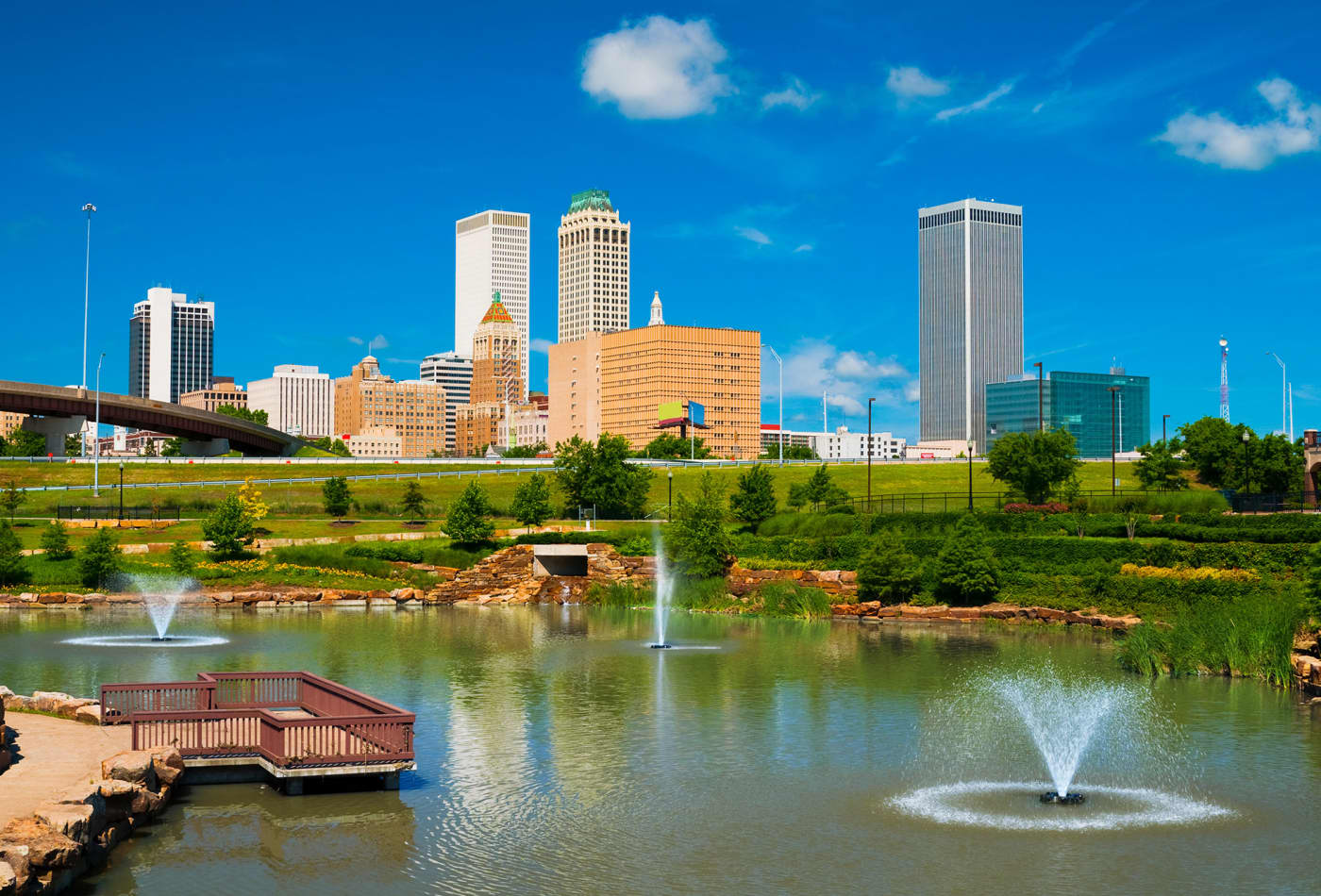 Tulsa, Oklahoma will pay you $10,000 to move there and work