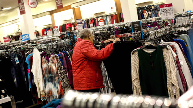 JC Penney will lean into the outdoors to try to boost sales