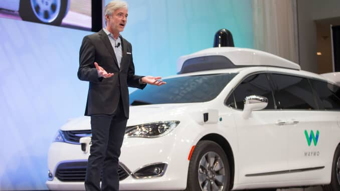 Waymo starts commercial ride-share service