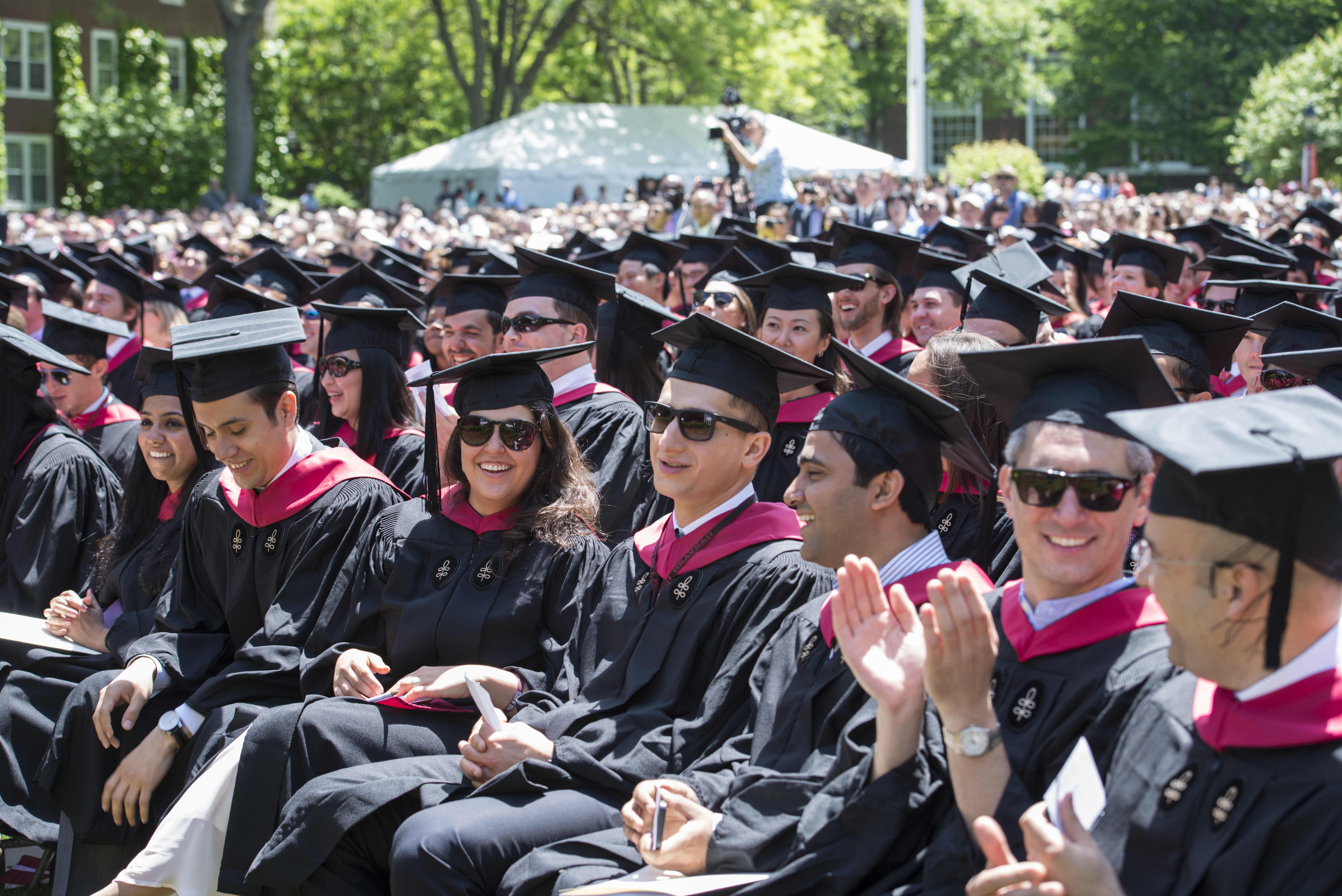 One Third Of College Freshmen Report >> Harvard S Incoming Class Is One Third Legacy