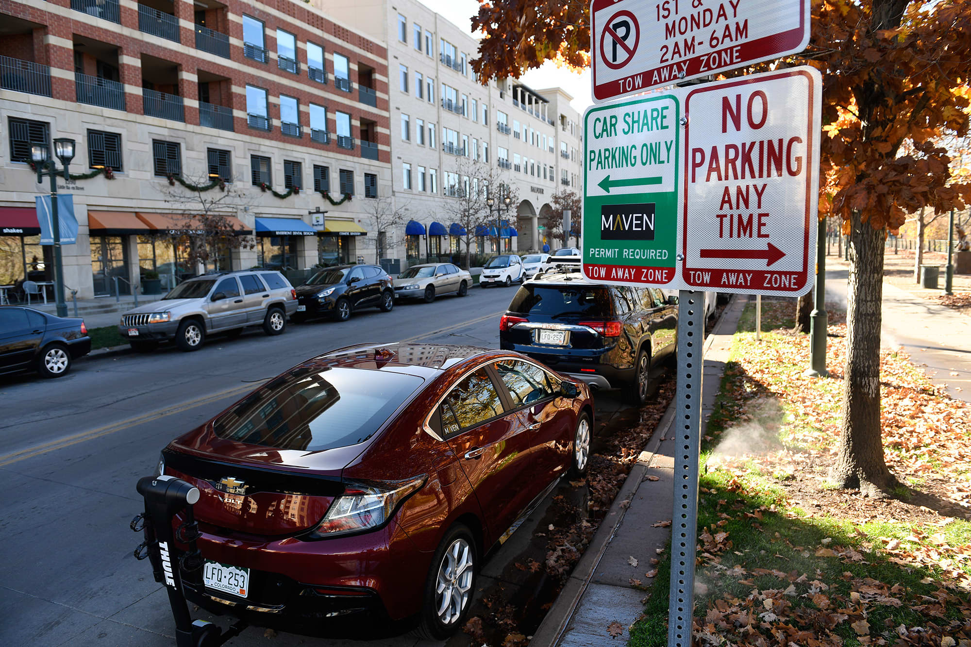 General Motors shutting down Maven car-sharing operations