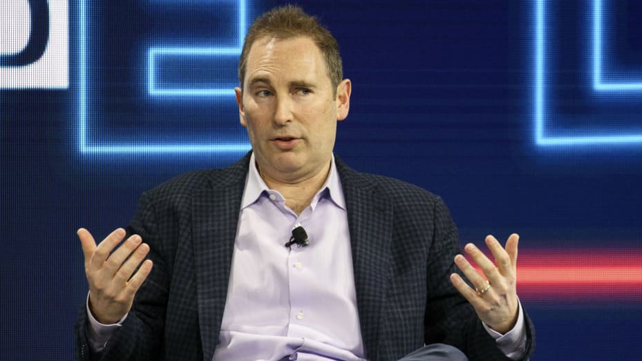 Andy Jassy: Who is he? Amazon's next CEO will take over from Jeff Bezos