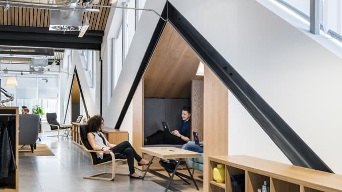 Coolest Tech Offices Arent All In Silicon Valley