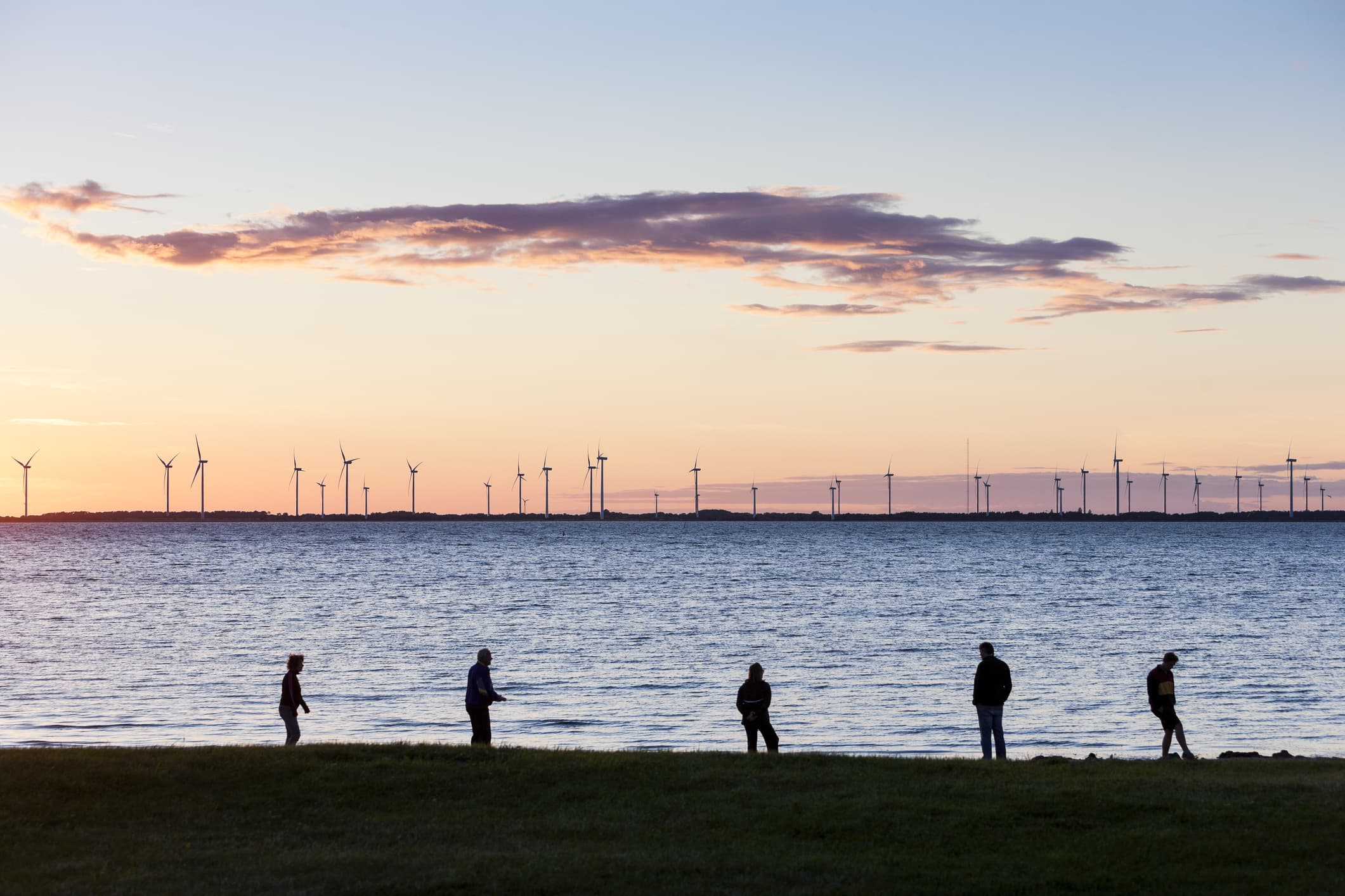 How an island in the Baltic Sea is trying to make renewables a reliable part of its energy mix