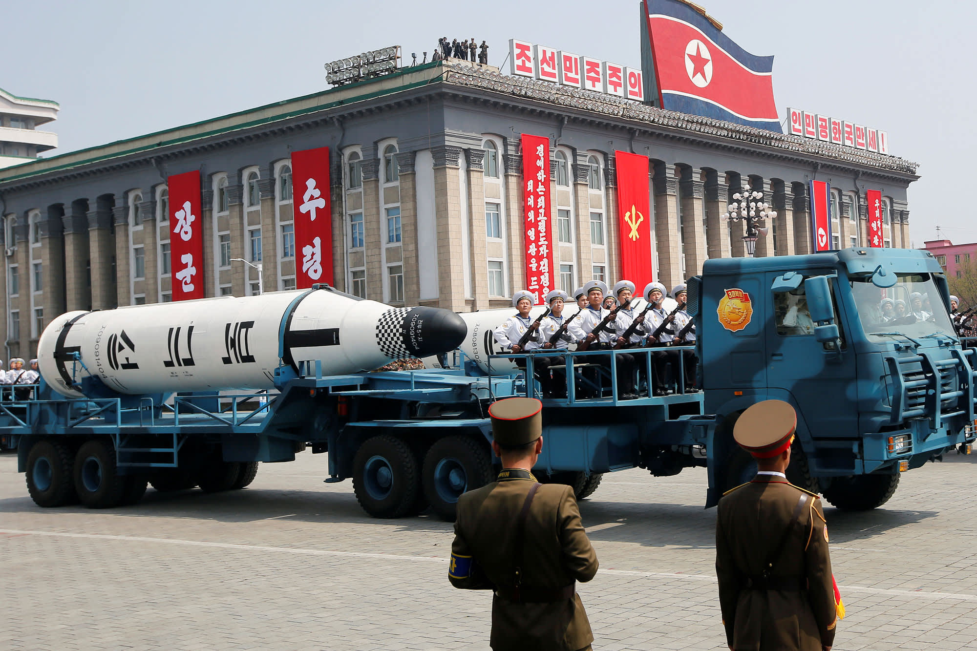 Five ways North Korea gets money to build nuclear weapons
