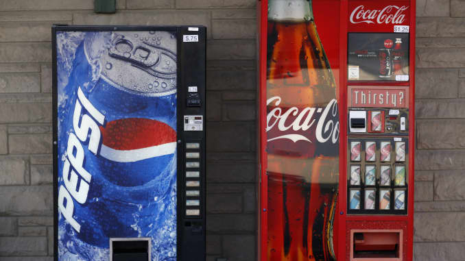 Pop Machine For Sale >> Harvard Researchers Say Soda Sports Drinks Increase Risk Of