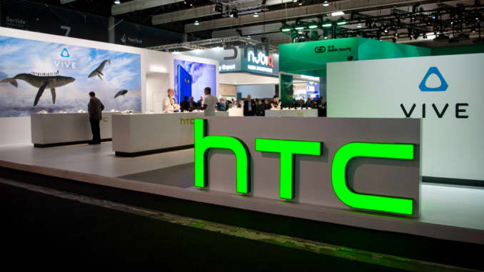 HTC cuts 1,500 workers in Taiwan