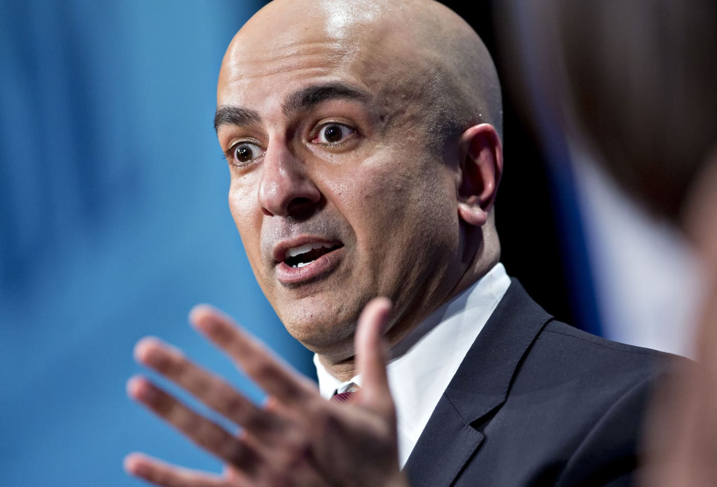 Watch live — Fed's Neel Kashkari speaks at Harvard on coronavirus and the economy