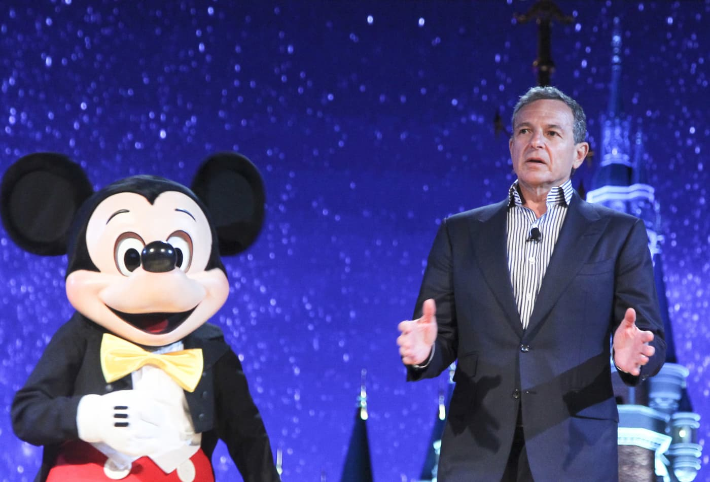 bf1ad2322b997a 6 lessons from Disney CEO Bob Iger on creating corporate magic