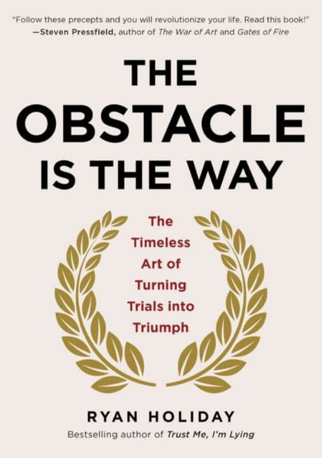 Chart asset: The Obstacle Is the Way