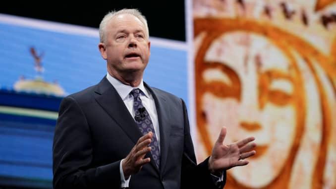Starbucks makes a $100 million bet on food start-ups with