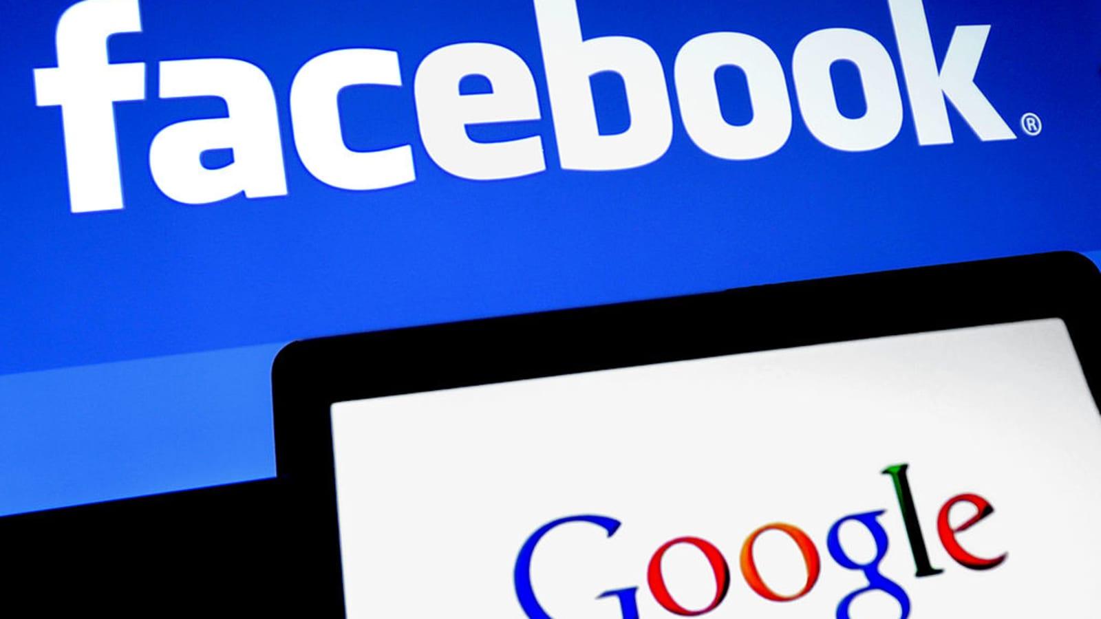 Google+FB