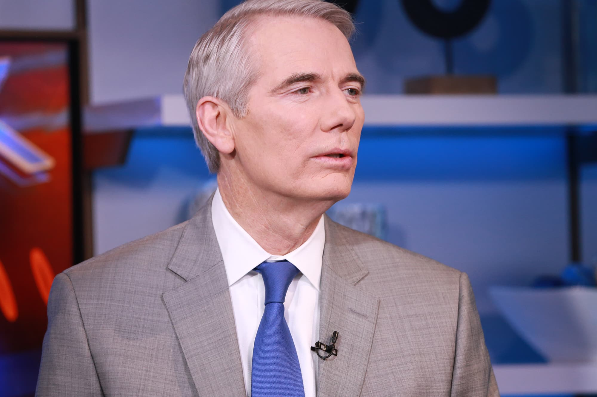 Influential GOP Sen. Rob Portman says Trump should keep tariff focus on China, not Mexico