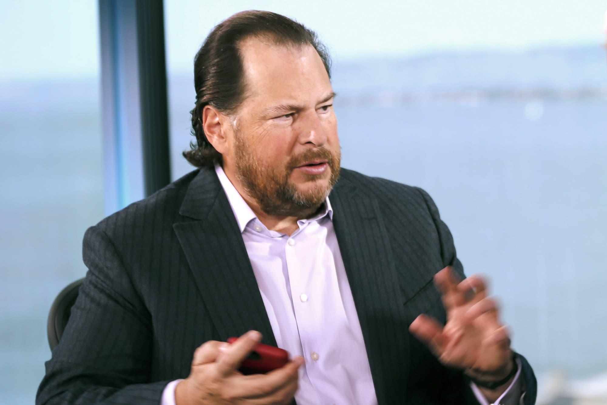 Salesforce acquires field-service company ClickSoftware for $1.35 billion